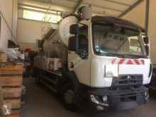 Renault Gamme M 270 used sewer cleaner truck