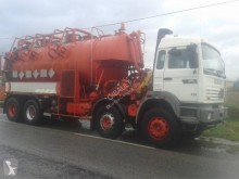 Renault Gamme G 340 TI used sewer cleaner truck
