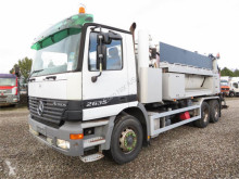 Sewer cleaner truck Mercedes-Benz Actros 2635 6x4 Hvidtved Larsen RHD