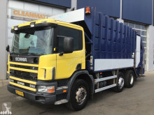 Scania waste collection truck P