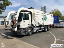 Mercedes Actros 2532 used waste collection truck