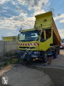 Maquinaria vial camión quitanieves con salero Renault Premium 320.19 DCI