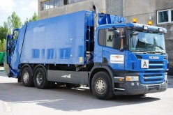 Scania P 320 used waste collection truck