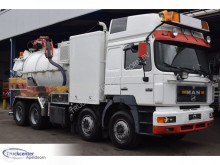 MAN sewer cleaner truck 32.463 Euro 2, Retarder, Manuel, Fico