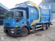 Iveco Stralis AD 260 S used waste collection truck