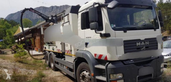 MAN 26.364 used sewer cleaner truck
