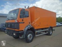 Maquinaria vial camión limpia fosas Mercedes 1824 AK Kanalreiniger Allrad 4x4 SFZ