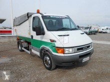 Iveco Daily 50C13 used waste collection truck