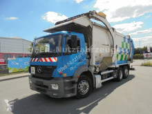 Mercedes Müllfahrzeug Axor 25-33 Müllwagen Frontlader-HN- Lenk- Presse