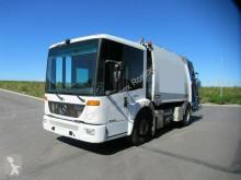 Camião basculante para recolha de lixo usado Mercedes 1829 Econic, NTM 13,5 cbm, Standheizung, EEV