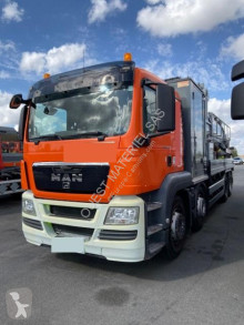 MAN TGS 35.400 road network trucks used special vehicles