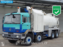 Renault sewer cleaner truck G340 Manual S.A.J. Huwer BP84