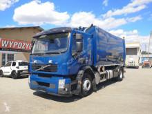 Maquinaria vial camión volquete para residuos domésticos usado Volvo VOLVO FE260 garbage truck, mullwagen