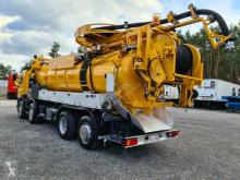 Maquinaria vial DAF CF - 85.430 ADR WUKO KROLL KOMBI DO CZYSZCZENIA KANAŁÓW camión limpia fosas usado