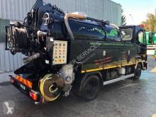 Camion-cisternă second-hand Nissan Atleon