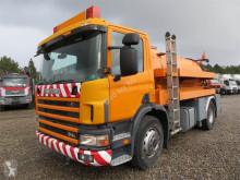 Scania P94-230 4x2 JHL Spulebil camião limpa fossas usado