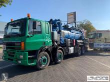 DAF 85 gebrauchter Druck- und Saugwagen