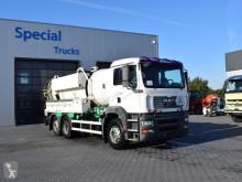 MAN TGA 26.360 camião limpa fossas usado