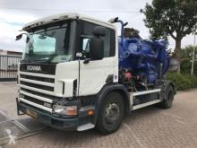 Komunálne vozidlo fekálne vozidlo ojazdený Scania P 94