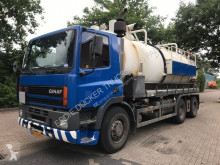 Ginaf sewer cleaner truck M3233 MANUAL/ HANDGESCHAKELD