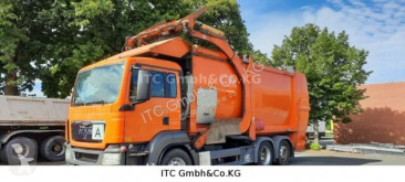 MAN TGA 26.320 6X2 Müllwagen used waste collection truck