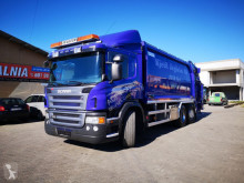 Scania waste collection truck P400 EURO V garbage truck mullwagen
