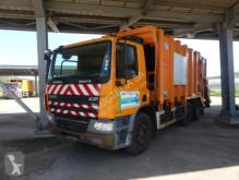 Maquinaria vial camión volquete para residuos domésticos DAF AG75PR5
