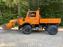 Unimog road network trucks Mercedes-Benz 1200