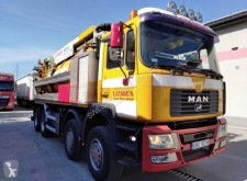 MAN F2000 road network trucks used special vehicles