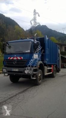 Mercedes 1833 camion raccolta rifiuti usato