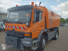 Mercedes road sweeper 1623 4X4 Winter DA 88 Bucher Cityfant 60 KLIMA