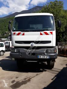 Veicolo per la pulizia delle strade Renault KERAX255 usato