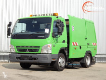 Mitsubishi Canter used road sweeper