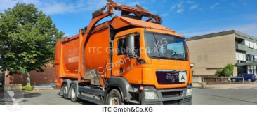 MAN 26320 Müllwagen 6x2 used waste collection truck