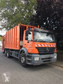 Mercedes waste collection truck 2629 Axor Haller/Aufbau+Zoeller/Schüttu