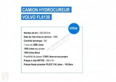 Camion hydrocureur Volvo FL 610