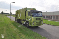 Volvo FMFH -9 used waste collection truck