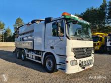 Camião limpa fossas nc MERCEDES-BENZ - 2541 WUKO FFG ELEPHANT 6x2 DO CZYSZCZENIA KANAŁÓW