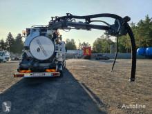 Maquinaria vial MERCEDES-BENZ 2541 WUKO FFG ELEPHANT 6x2 DO CZYSZCZENIA KANAŁÓW camión limpia fosas usado