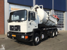 MAN sewer cleaner truck 26.272
