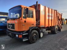 MAN F vůz na domovní odpad použitý