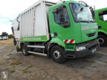 Renault Gamme C used waste collection truck