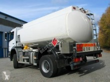Mercedes snow plough-salt spreader Axor 1833 KN