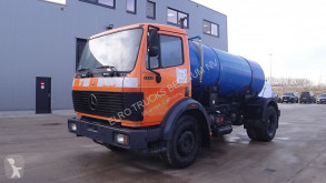 Mercedes SK 1722 used sewer cleaner truck