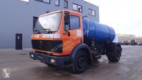 Mercedes SK 1722 camião limpa fossas usado