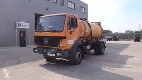 Mercedes SK 1824 used sewer cleaner truck