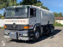 Mercedes Atego 1828 used road sweeper