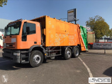 Tippvagn för sopor Iveco MT190E27 Manual - Garbage - Refuse - Mech pump.