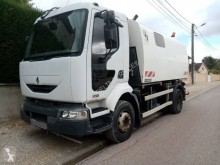 Renault road sweeper Midlum 220 DCI