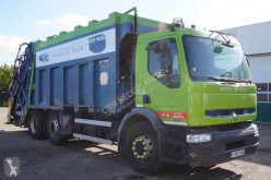 Used waste collection truck Renault 320 DCI Vuilniswagen